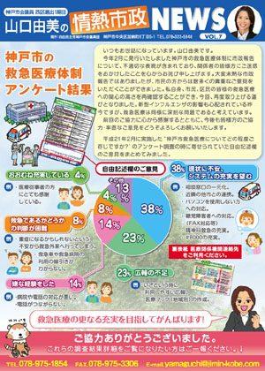 情熱市政NEWS VOL.7