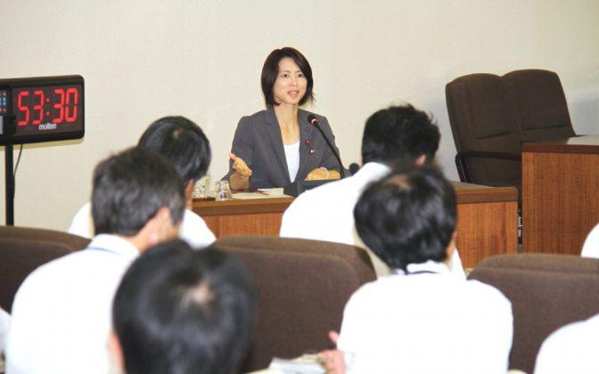決算議会中の活動報告